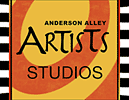 Anderson Alley Artists Logo